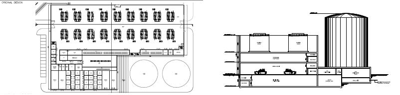 Footprint optimization - other design