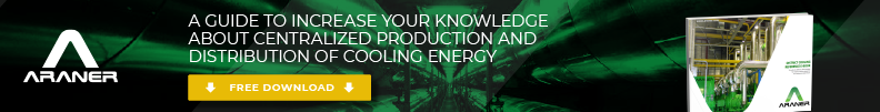 Production and Distriction of Cooling Energy ARANER