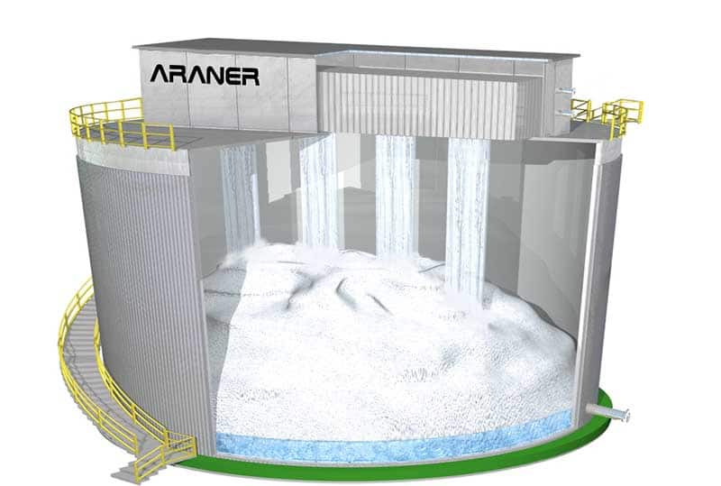 Araner Ice Storage Tank