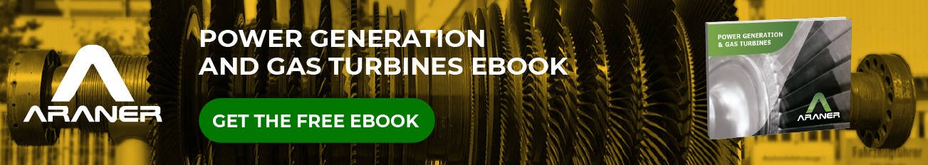 Power Generation and Gas Turbines ebook for GT Power Plant Owners