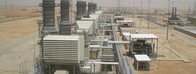 Jebel Ali Power Plant