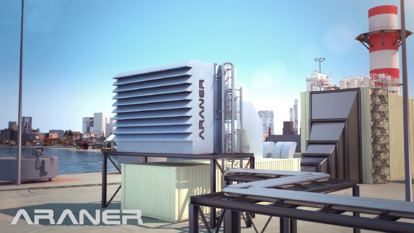 ARANER's Turbine Inlet Air Cooling technology