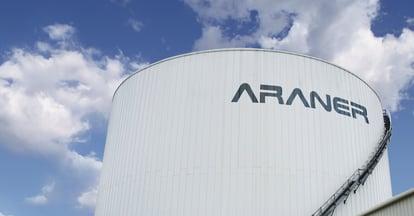 ARANER naturally water stratified Thermal Storage Tank