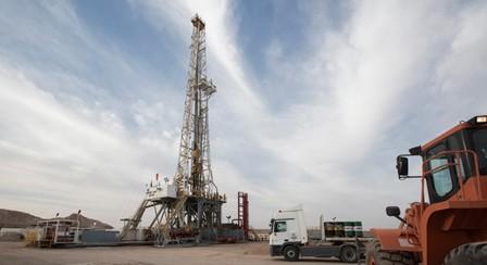 Fig 1: Badra Oil Field in Iraq