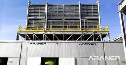 ARANER Cooling Tower Condensation