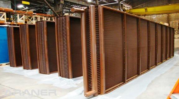 Fig 1: Condenser Heat Exchanger