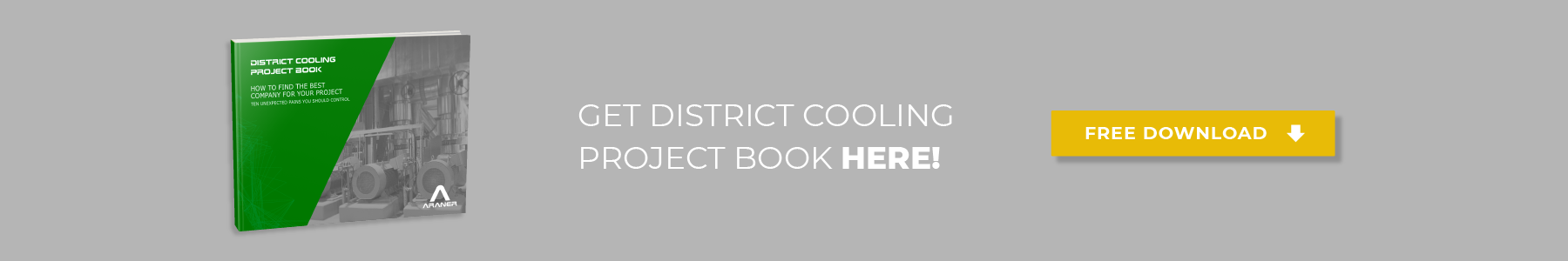 Your District Cooling Project is safe in the hands of ARANER