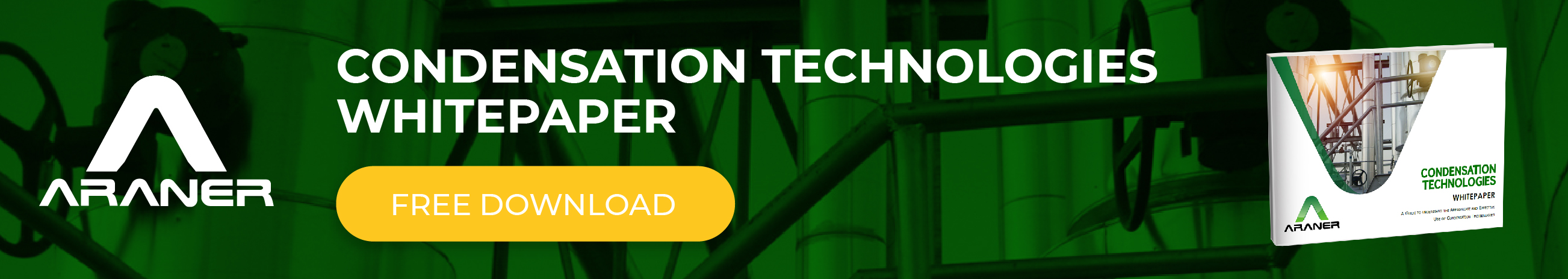 Condensation Technologies for Cooling Systems