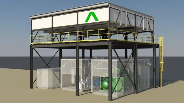 ARANER District Cooling Plant