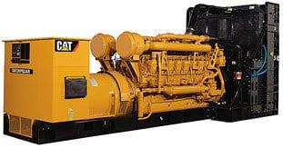 Generator (Source Caterpillar)