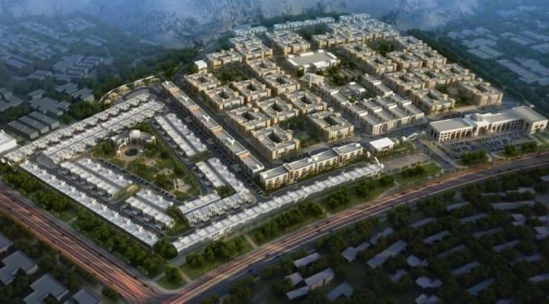 makkah gate project
