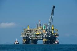 oil platform petrochemicals