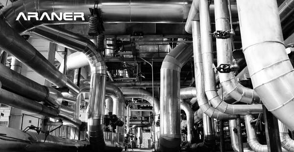 Tailor-made piping system for District Cooling
