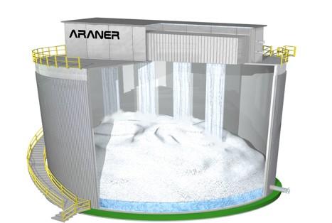 Ice Storage Tank