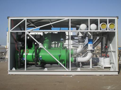 modular cooling plants
